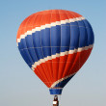 Hot air balloon — Stock Photo #11852897
