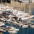 Crowded marina — Stock Photo #11912015