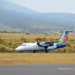 Island Air regional flight from Maui, Hawaii — Stock Photo