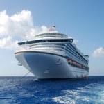 Modern ocean liner — Stock Photo #24978915