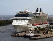 Celebrity Silhouette cruise ship — Stock Photo