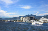 Cairns harbor — Stock Photo