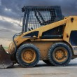 Skid loader — Stock Photo #24641791