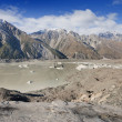 Tasman Glacier — Stock Photo