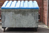 Rubbish bin 1217 — Stock Photo