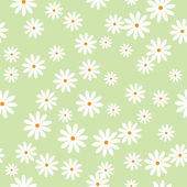 Daisies — Stock Vector