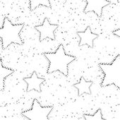 Stars in gradation — Stock Vector