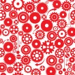 Gears. background — Stock Vector #26863893