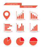 Infographic elements — Vector de stock