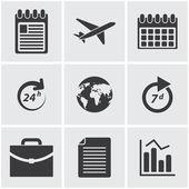 Obchodní ikony — ストックベクタ