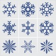 Snowflakes — Stock Vector #32701353