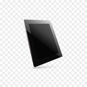 Computer tablet — Stock Vector