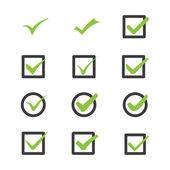 Marks of approval — Vecteur