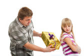 The Rejected Gift — Stock Photo