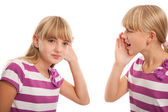 Hearing problems — Stock Photo