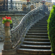 Stock Photo: Ornate Staircase