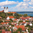 Stock Photo: Tihany village