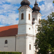 Tihany Abbey — Stock Photo
