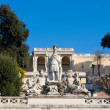 Piazza del Popolo — Stock Photo #38922681