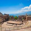Taormina's Theater — Stock Photo #38922787