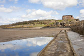 Cramond island — Stock Photo