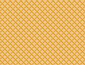 Waffle pattern — Stock Vector