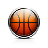Basketball icon — Stock Vector