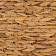 Background texture of a woven mat — Stock Photo