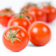 Stock Photo: Fresh tomatoes with nutritious qualities