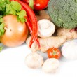 Farm fresh organic vegetables — Stock Photo #22438447