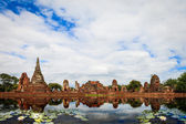 Ayutthaya Historical Park — Stock Photo