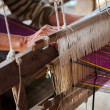 Royalty-Free Stock Photo: Weaving