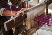 Weaving — Stock Photo
