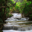 thailand waterfall in kanjanaburi — Stock Photo #20226699
