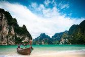 Beautiful ocean beach — Stock Photo