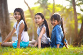 Cute girls — Stock Photo