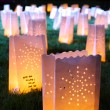 Stock Photo: Candles of hope