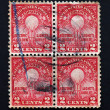 Electric light golden jubilee stamps — Stock Photo #19057597