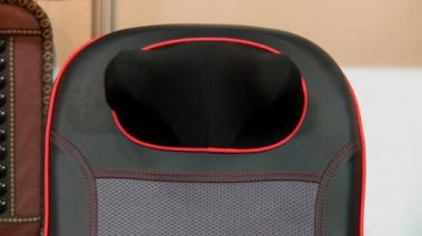 Massage chair — Stok video