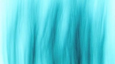 Abstract cyan frost ripple background — Vidéo