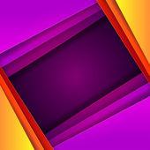Abstact vector ilustración para su diseño — Vector de stock