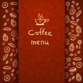 Coffee Break . — Stock Vector