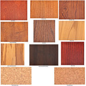 Wood Flooring — Stock Photo