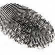 Finger Print — Stock Photo #12573670