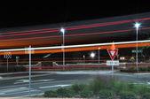 Luces del automóvil — Foto de Stock
