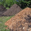 Stock Photo: Mulch and Manure