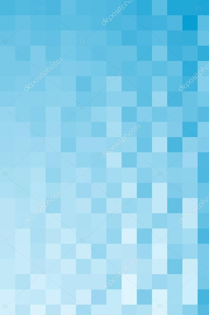 Blue square background — Stock Photo #13339483