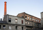 Foi industrial — Foto Stock