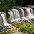 Stock Photo: Waterfall in Estonia