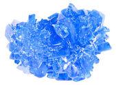 Cristal azul — Foto de Stock